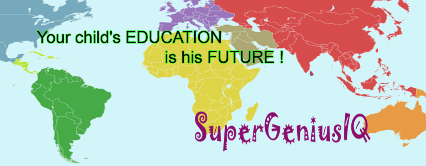 Your child's Education is his Future