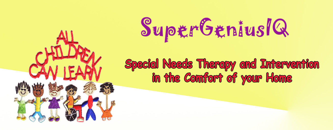 Special Needs Therapy and Intervention